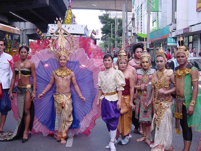 Bangkok pride