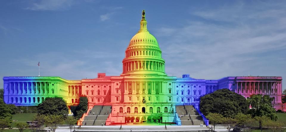 LGBT march on Washington