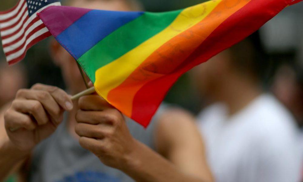 Gallup poll record number LGBT Americans