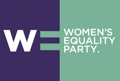 Women's Equality Party #NotAnAprilFools
