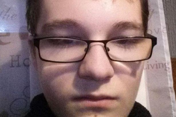 Liam McAlpine schoolboy dies