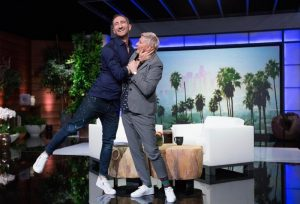One Fan Went To Extreme Lengths To Appear On The Ellen Show