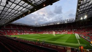 Manchester United announce partnership with LGBT charity Stonewall