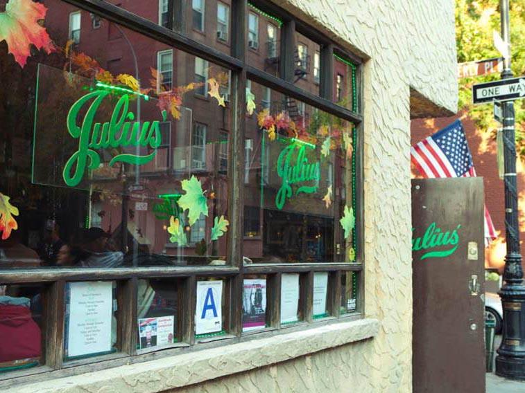 Helen Buford Julias Bar