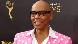 RuPaul reveals he's married