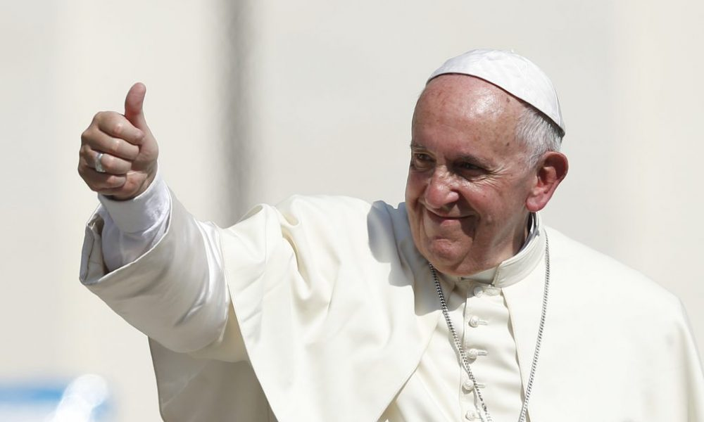 Pope Francis Refugee Camp