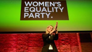 Green Party votes to endorse Women's Equality Party in Shipley