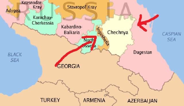 gay men persecuted in Chechnya