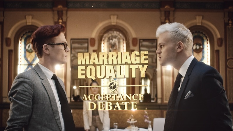 Aussie Marriage Equality