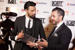 Caitlyn Jenner, Prince William and Rylan and Dan Clark-Neal and more win British LGBT Awards
