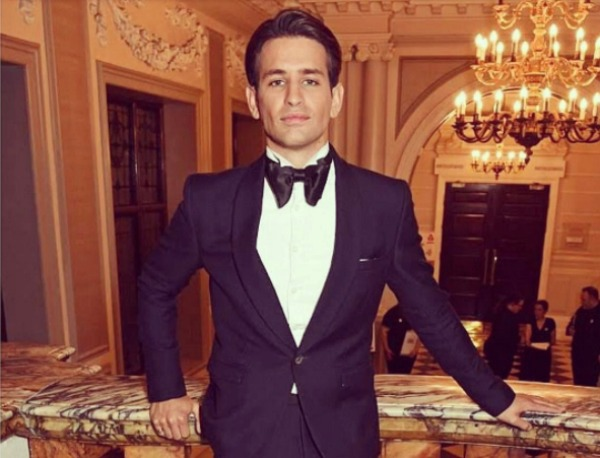Ollie Locke Chappy British LGBT Awards