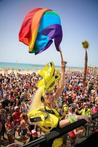 World's First Bisexuality Themed Parade