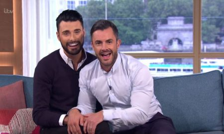 Rylan and Dan Clark-Neal