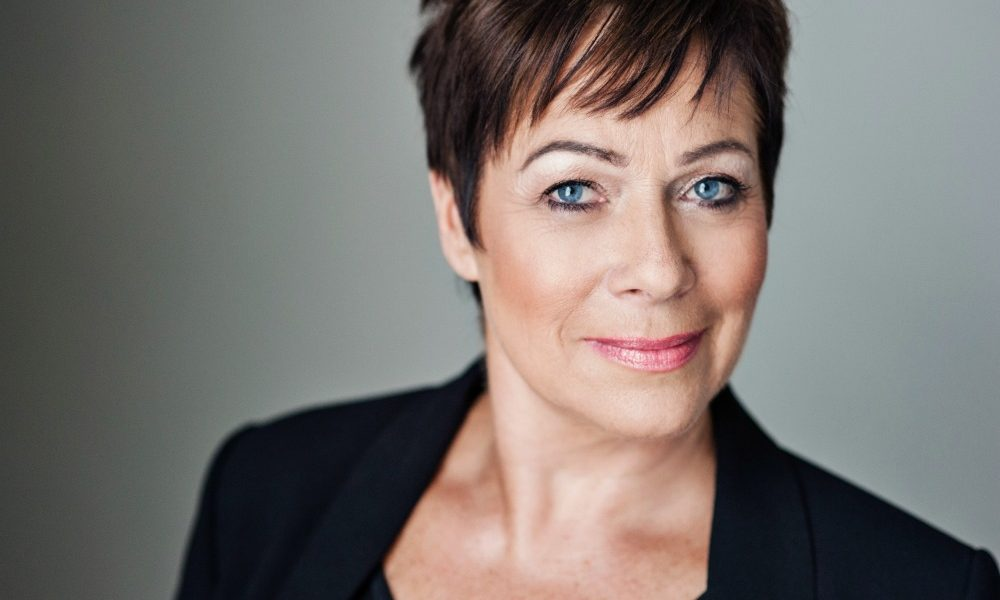 Denise Welch mental health Piers Morgan