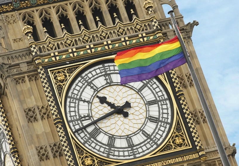 LGBT MPs UK parliament politics general election LGBT MPs