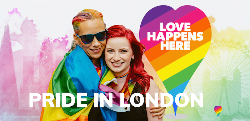 Pride in London