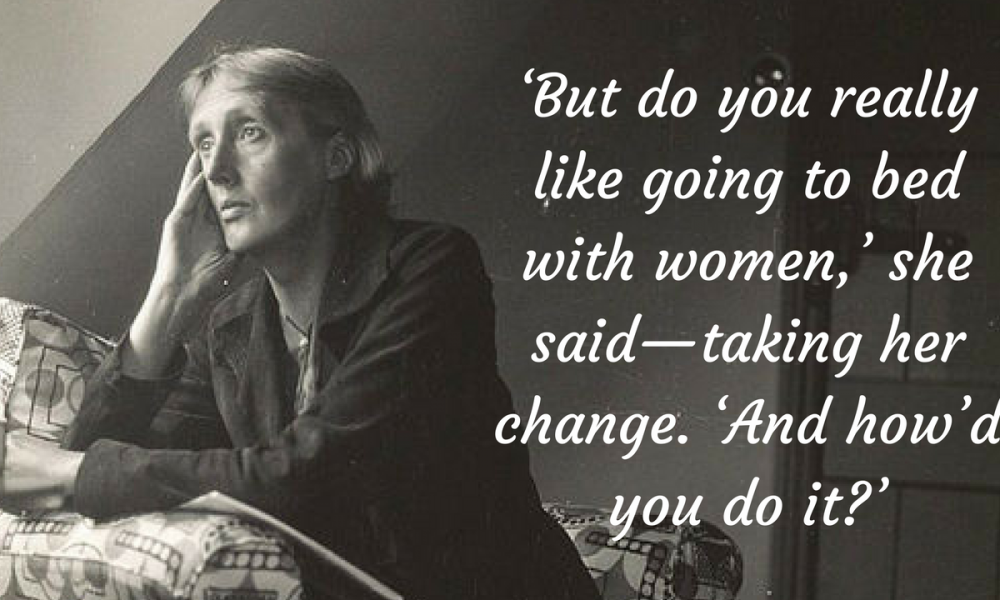 Opinion virginia woolf helped me to come out out news for When do you replace a mattress
