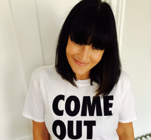 "Anna Richardson ""considers adoption"" with partner Sue Perkins"