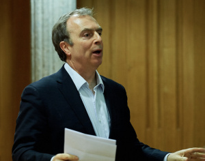 "Mail columnist Peter Hitchens claims ""transgender zealots are destroying truth itself"""