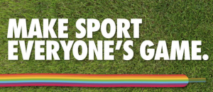 Team GB comes out for Rainbow Laces