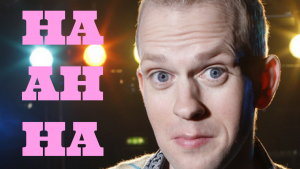 OPINION: gay autistic and dyslexic comedian Robert White struggles to have one