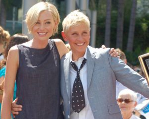 Ellen DeGeneres and Portia De Rossi evacuate home amidst Thomas Fire