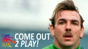 BREAKING: Neville Southall the first professional footballer to support #ComeOut2Play campaign