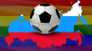 Gay footie fans warned: do not hold hands at Russian World Cup
