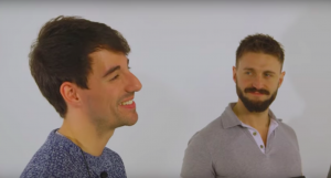 Can you tell if someone is bi just by looking at them?