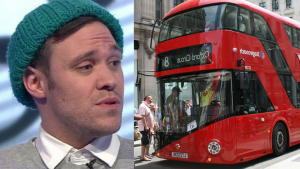 Will Young demands hunt for bus driver who called him a 'poofter'