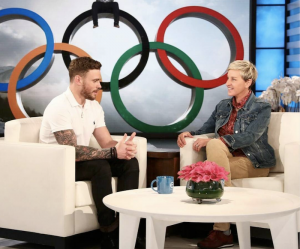 Meet the LGBTQ Winter Olympians!