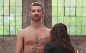 11 men strip their bodies and souls bare for HIV awareness campaign