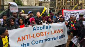 Does Britain (or the Queen) even care how homophobic the Commonwealth is?