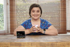 Strictly Susan ditches sequins for smart meter