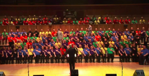 London Gay Men's Chorus sings about the fatberg. Yes, seriously.
