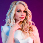 Courtney Act does Eurovision. Gay heaven just got better!
