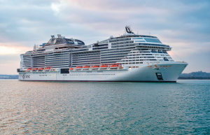 Travel: Why the MSC Bellissima launch weekend was my campest experience this year