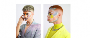 Club Kids themed hairstyles shake up the barber community