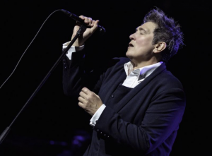 k.d. lang discusses retirement on BBC Radio 4's Front Row