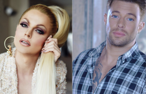 Courtney Act and Duncan James to host the Inaugural Rainbow Honours
