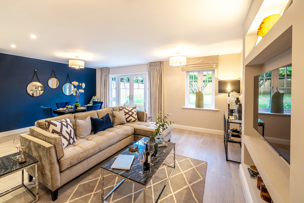 Huge first time buyer savings on stunning Amersham homes.