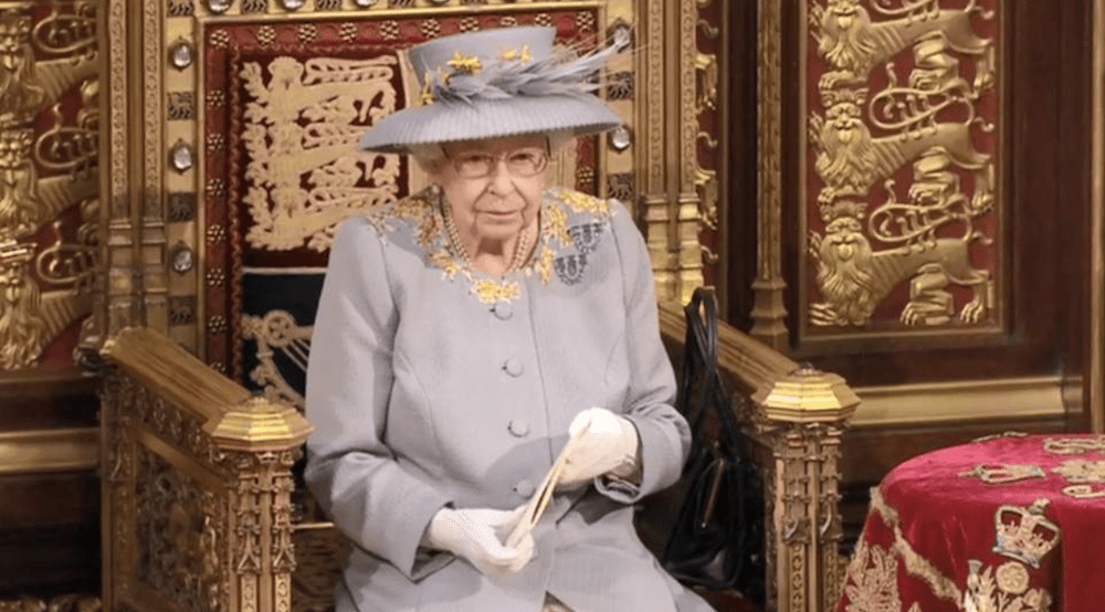 Conversion therapy ban announced by the Queen.