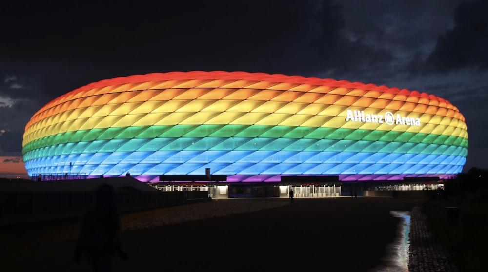 Euro 2020: UEFA bans German display of LGBT solidarity.