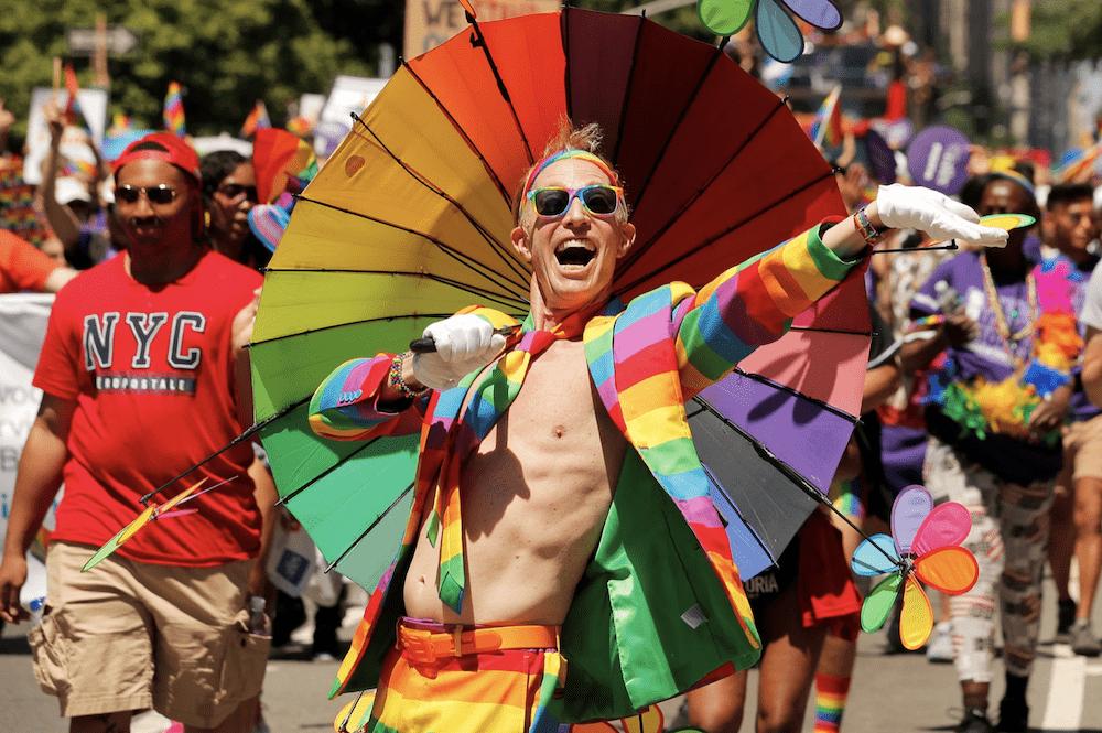 Not gay enough? Read Taz Thornton's dazzling debut column.