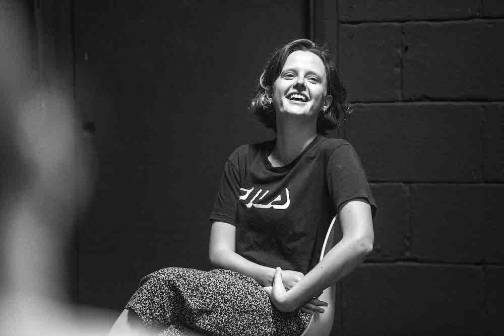 Lockdown lesbian love! Gemma Lawrence discusses her brilliant new play.