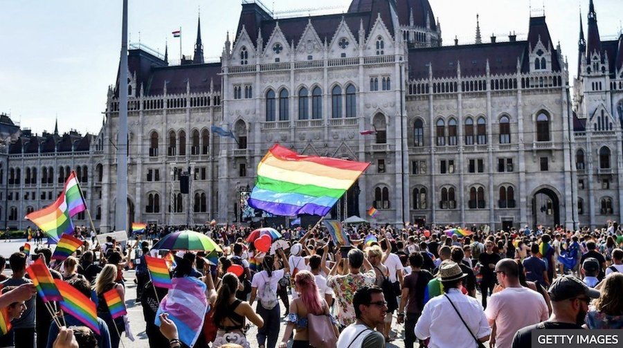 Hungary situation worsens as ruling party tables further anti-gay proposals.
