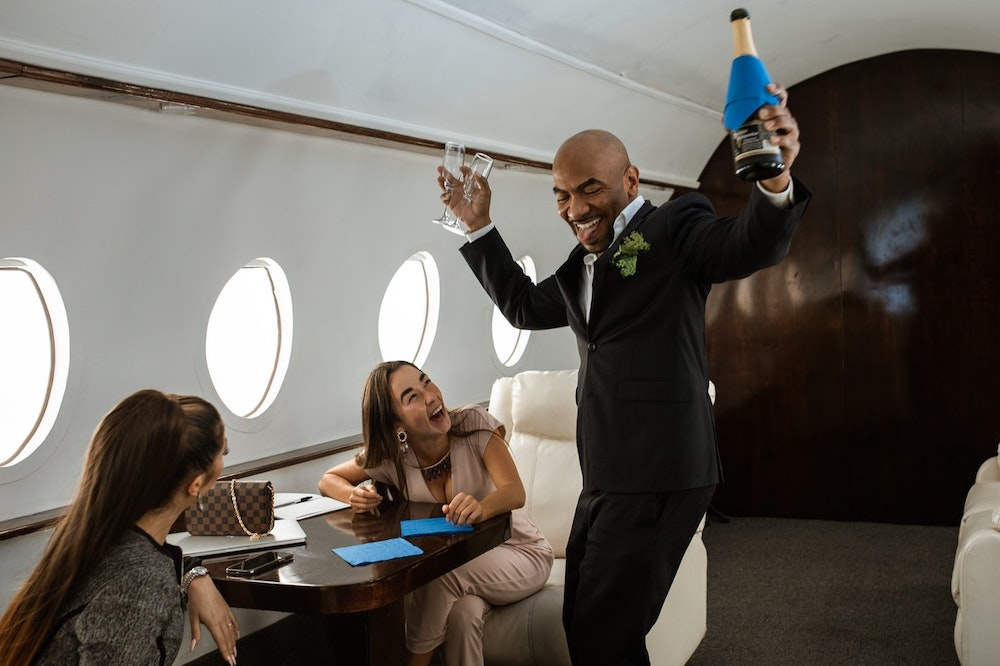 Booking a private jet: why not give it a go?