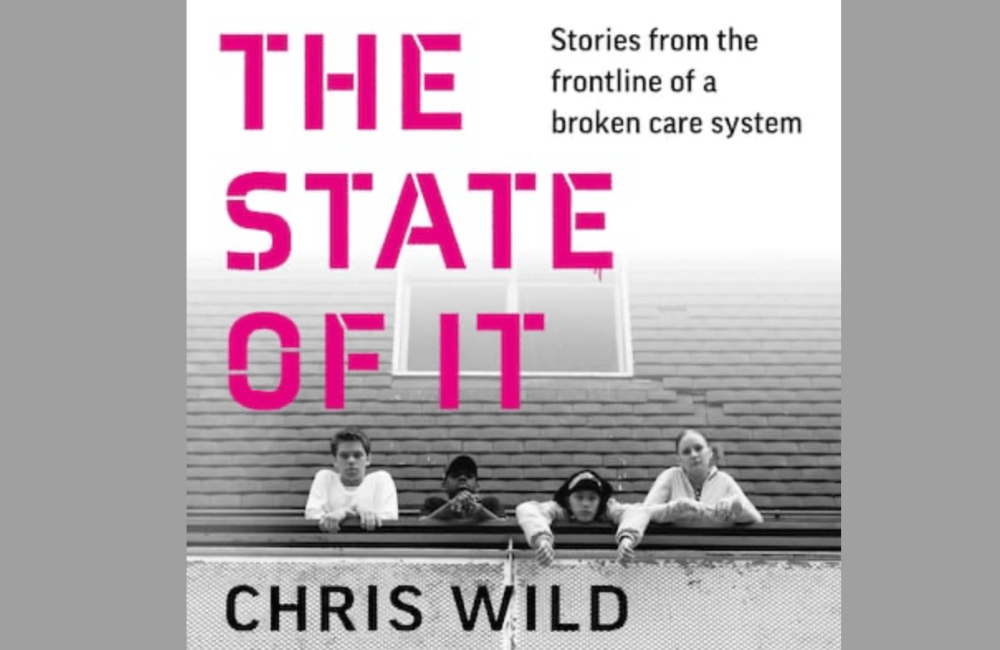 Book review. The State of It, by Chris Wild.