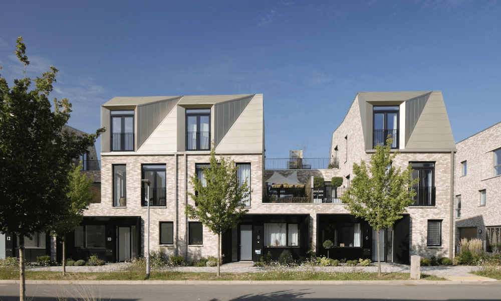 Stunning Cambridge development wins top sustainability award.