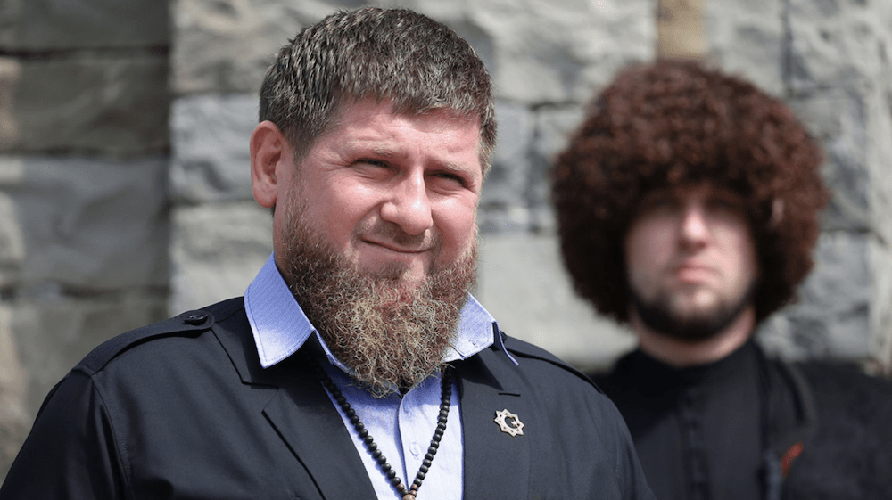 Chechen leader Kadyrov in swipe at Biden for pro-LGBTQ comments.